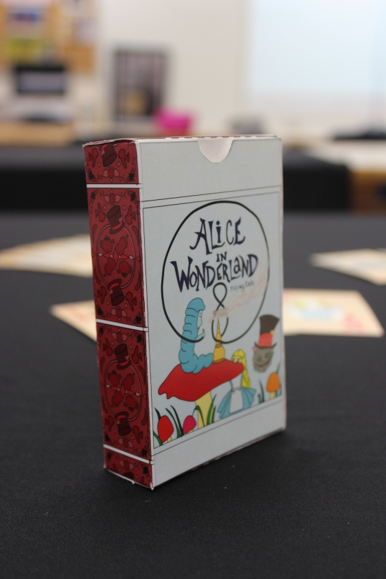 Melissa Reid Originally designed card box